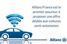 Allianz - Offre voiture semi-autonome