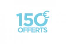150 € offerts MMA