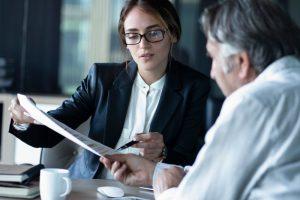 Conseiller en assurance - Shutterstock
