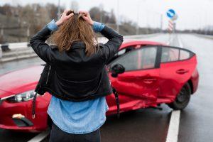 Accident de voiture © Shutterstock
