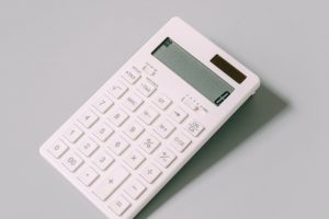 Calculatrice (c) Charles Deluvio