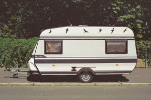 Caravane © Marcus Spiske
