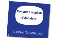 Constat amiable - Première de couverture © Index Assurance
