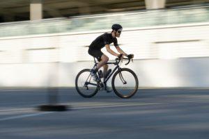 Cycliste © Guillaume Techer