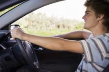 Jeune conducteur © Crédit Agricole