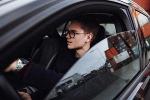 Jeune conducteur (c) Jonas Junk
