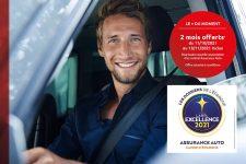 Offre Caisse d'Épargne auto : 2 mois offerts