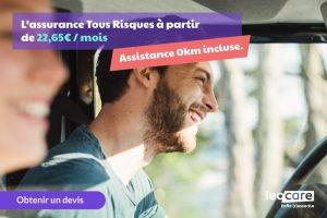Offre assurance auto Leocare