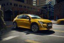 La Peugeot 208 II est en tête du top des ventes de voitures 2020 © Peugeot