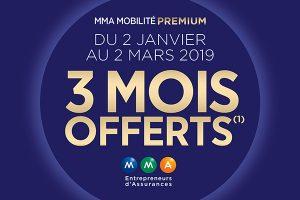 Réduction MMA : 3 mois offerts